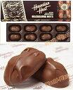 ハワイのチョコレートの定番!! お土産としてもご利用いただけます。ハワイアン ホスト 4oz マカダミアナッツチョコ
