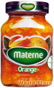 マテルネ オレンジコンポート