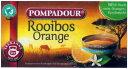 ショッピングルイボスティー ポンパドール ルイボスティー スウィートオレンジ 20ティーバッグ