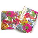 (全10色)英国リバティー 同色の御朱印帳&御朱印帳袋セット 可愛い ハンドメイド ふくさ型