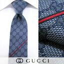 【2016-17新作】 グッチ/GUCCI メンズ ネクタイ 6767 (ブルー/GGパターン) ジャガード織り/結婚式/プレゼント/誕生日/就職/パーティー/バレンタイン/父の日/クリスマス/成人式