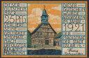 ドイツ ノートゲルド(緊急貨幣) 25 pfenning 1921年 未-