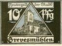 ドイツ ノートゲルド(緊急貨幣) 10 pfenning 1922年 未-