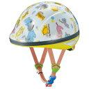 OGKカブト ピーチキッズ ズーホワイト ヘルメット【自転車】【ヘルメット・アイウェア】【子供用ヘルメット・サングラス】【OGKカブト】