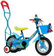 【代引不可】12型きかんしゃトーマス自転車 【自転車】【子供車・三輪車】【12インチ】