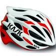 KASK MOJITO ホワイト/レッド ヘルメット 【自転車】【ヘルメット(大人用)】