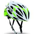 KASK MOJITO ROAD ホワイト/ライム ヘルメット 【自転車】【ヘルメット(大人用)】
