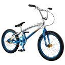 【代引不可】14GT スピード シリーズ プロ XL ビレット/スピードブルー 【自転車】【BMX】【GT】