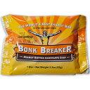 ボンクブレーカー ピーナッツバター&チョコレート 1箱 62g×12個入り