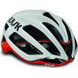 KASK PROTONE ヘルメット ホワイト/レッド