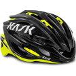 KASK VERTIGO2.0 ヘルメット ブラック/イエロー