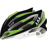 ラス VICTORY ブラック/グリーン ヘルメット