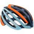 レーザー Z1 フラッシュオレンジ/ブルー ヘルメット