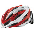 ラス GALAXY レッド/ホワイト ヘルメット