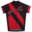サンマルコ RACING JERSEY BLACK/RED