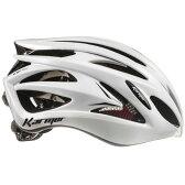 シマノカーマー FEROX(フェロックス) ホワイト ヘルメット