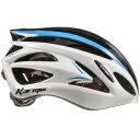シマノカーマー FEROX(フェロックス) ホワイト/ブラック/ライトブルー ヘルメット