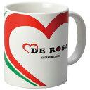 DEROSA(デローザ) MUG WHITE マグカップ