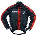 【現品特価】GSG G7 Passione Jacket Black/Red