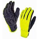 シールスキンズ レディース Brecon Glove ブラック/ハイヴィズイエロー 防水 タッチパネル