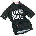 GSG Love Bike Lady Jersey ブラック
