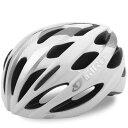 ジロ TRINITY ワイドフィット ホワイト/グレー ヘルメット
