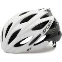 【特急】【SALE】ジロ SAVANT ワイドフィット マットホワイト/ブラック ヘルメット