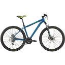 【代引不可】19メリダ BIG.SEVEN 20-MD ブルー(グリーン)【自転車】【マウンテンバイク】