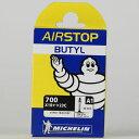 ミシュラン 700×18〜25C 仏式(40mm) AIR STOP A1 【自転車】【ロードレーサーパーツ】【チューブ】【ミシュラン】