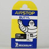 【あす楽】ミシュラン 700×18〜23C 仏式(40mm) AIR STOP A1 【自転車】【ロードレーサーパーツ】【チューブ】【ミシュラン】