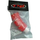 【立即交纳】进入TNI 塑料瓶用帽子(红色)3个[【即納】TNI ペットボトル用キャップ(レッド) 3個入り]