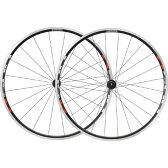 【現品特価】シマノ WH-R501-A-FR クリンチャーホイール エアロスポーク ブラック 前後セット 【自転車】【ロードレーサーパーツ】【ホイール】