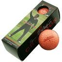 MDゴルフ セベ チャンピオン ボール オレンジ スリーブ販売