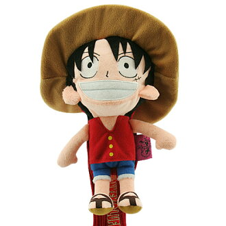 Fairway wood cover and Luffy one piece love is dying