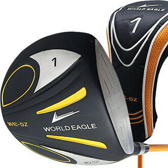 World eagle WORLDEAGLE 5Z driver black rule conformity model fs3gm