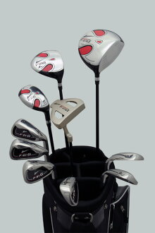 Exhibition special stage six, reminiscent to! Men's 13 point Golf Club set F-01-fs3gm