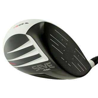 Seve Seve Ballesteros drivers and icons ハイモイ white driver fs3gm