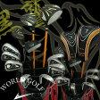 ワールドイーグル 5Z-BLACK メンズゴルフクラブ14点フルセット レッドバッグVer. 右用【ポイント2倍】【最安値に挑戦】【送料無料】【P06May16】【あす楽】