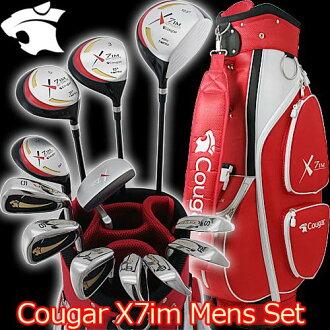 X7IM 남성 17 점 전체 골프 클럽 세트