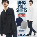 在庫限り!FILA フィラ メンズポロシャツ FH7232【...