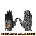 プロ野球 NPB!読売ジャイアンツ ゴルフグローブ左手用 フリーサイズ カモグレー/ブラック YGGL-8652