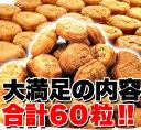 【送料無料!最安挑戦】人形焼どっさり60個(20個入り×3袋) 訳あり スイーツ お菓子 常温 天然生活