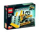 レゴ ベン10 ミニブルドーザー 8259