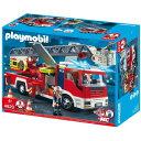 PLAYMOBIL(プレイモービル) はしご消防車 4820...