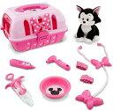Disney(ディズニー)Minnie Mouse Vet Care Set with Figaro Plush フィガロぬいぐるみとミニー・マウスの
