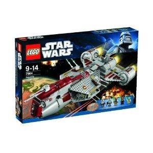 レゴ スター・ウォーズ リパブリック・フリゲート 7964 LEGO  【国内版と同製品】