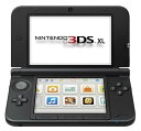北米版 Nintendo 3DS XL - Red/Blac...