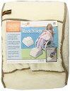 Leachco Rock N Soft Cushioned Nursing Stool, Ivory 看護用 ソフトクッション