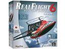 リアルフライト6 ヘリ用 RCフライトシミュレーター モード1 メガパック付き