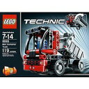 LEGO (レゴ) Technic (テクニック) 2-in-1 Mini Container Truck / Pick-up truck ブロック おもちゃ
